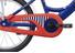 Bicicleta para niños Puky ZL 18-1 aluminio 18 pulgadas Capitan S